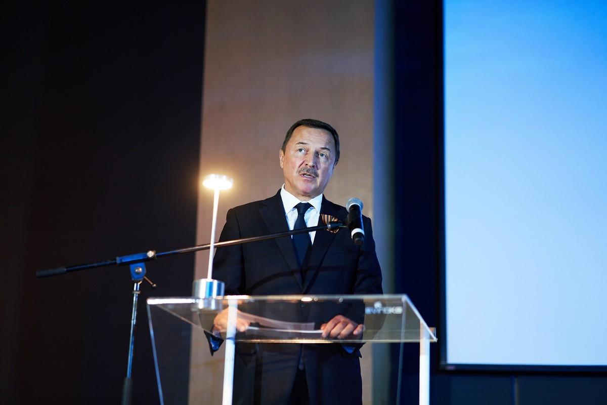 Александр Владимирович Ефимов, чрезвычайный и полномочный посол РФ в ОАЭ