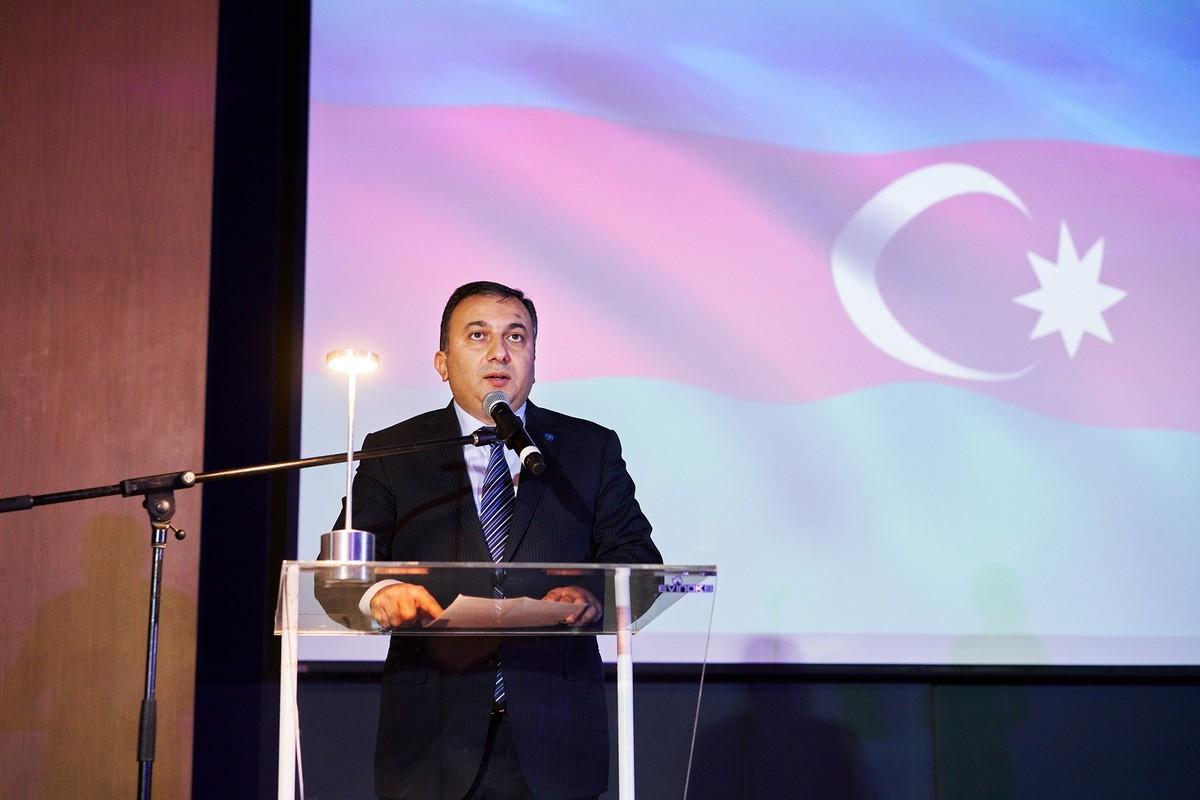 Дашгын Мазы Оглы Шикаров, чрезвычайный и полномочный посол Азербайджана в ОАЭ