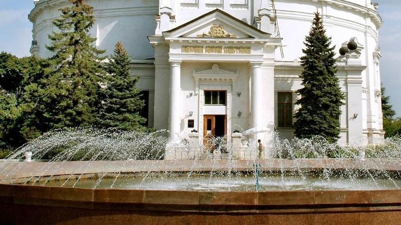 Музей обороны Севастополя продемонстрирует запуск военной техники