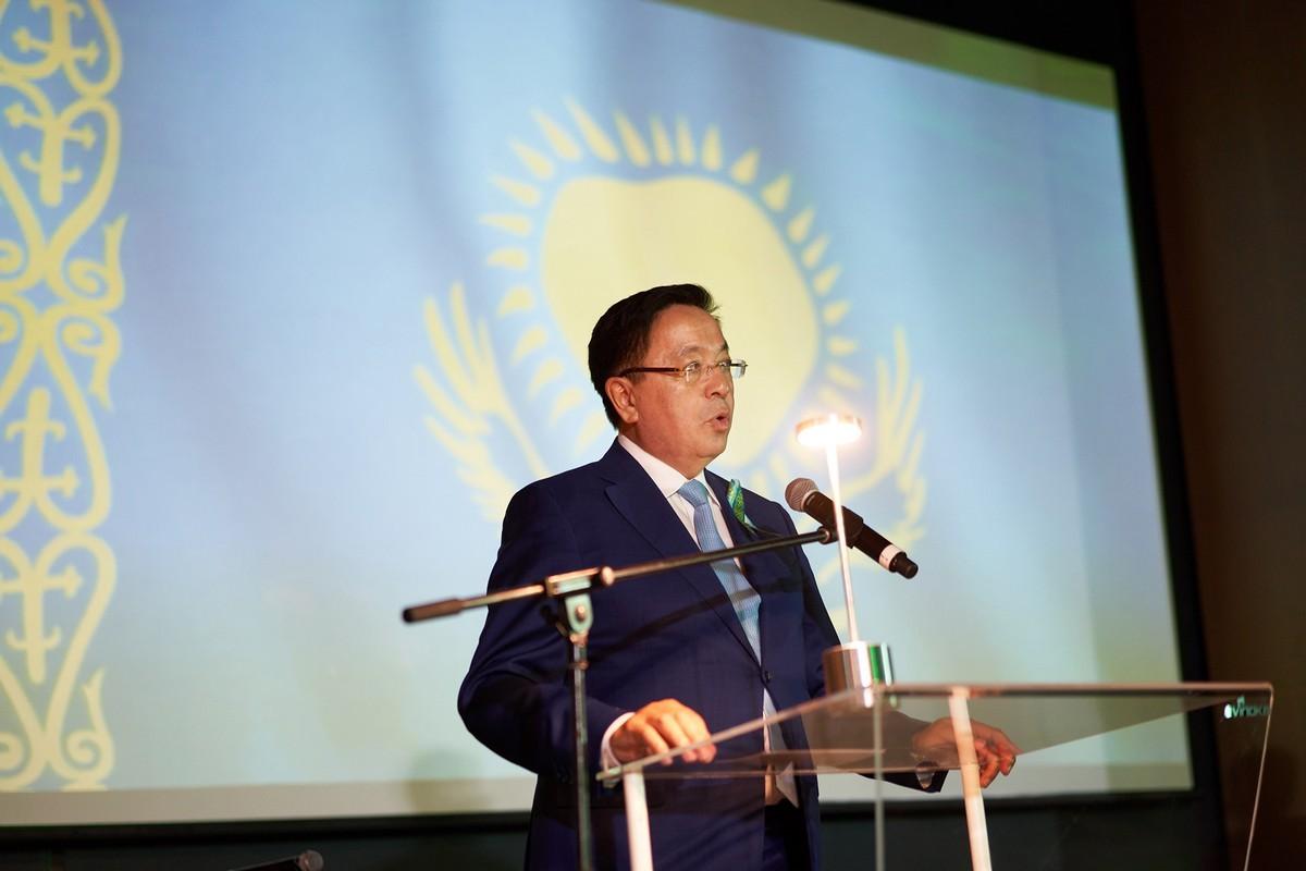 Кайрат Лама Шариф, чрезвычайный и полномочный посол Республики Казахстан в ОАЭ