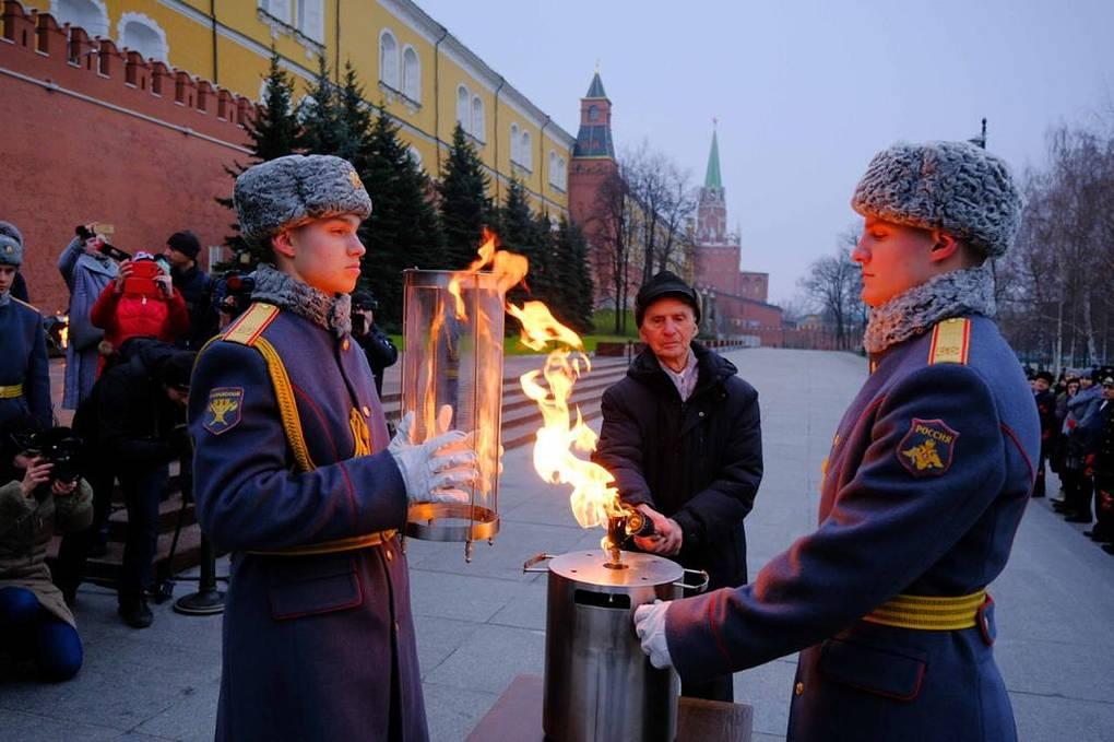 27 декабря огонь зажгут на отремонтированном воинском мемориале