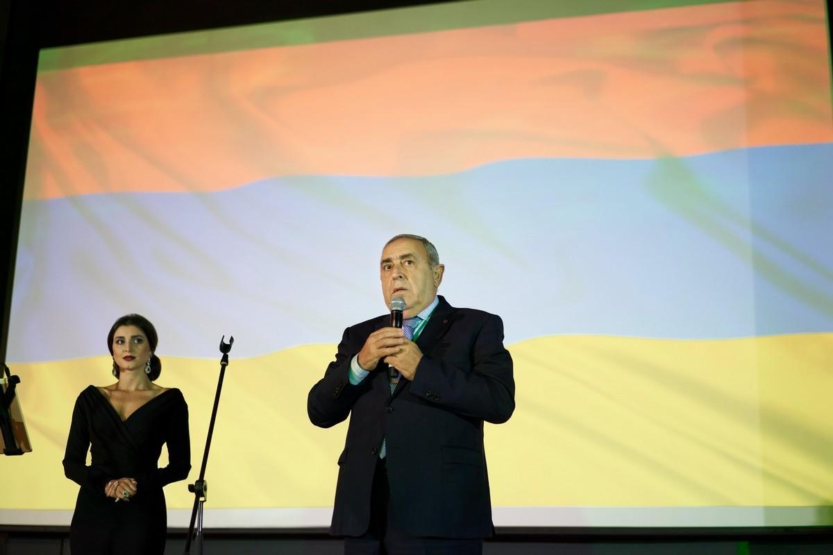 Гегам Тиранович Гарибджанян, чрезвычайный и полномочный посол Республики Армения в ОАЭ