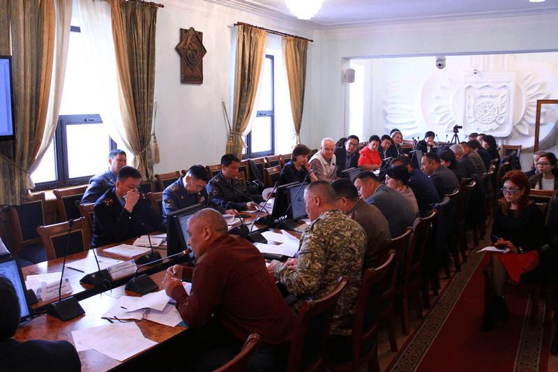 В Бишкеке состоялось расширенное совещание по вопросу организации и участия в акции «Бессмертный полк»