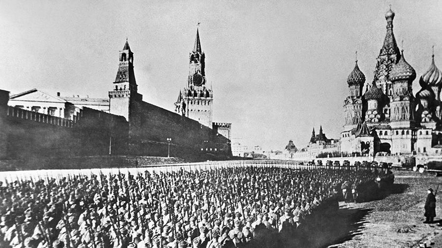 В Минобороны раскрыли секретное название парада 1941 года в Москве