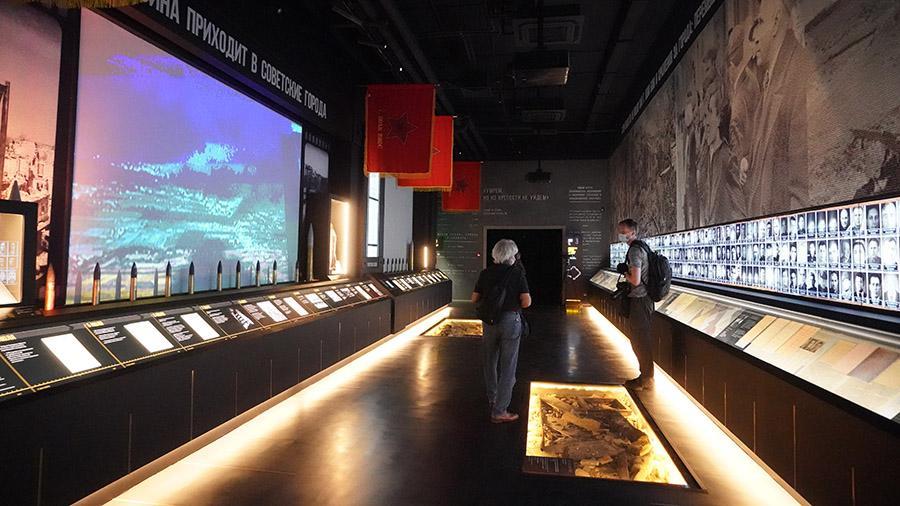 Музей «Дорога памяти» признали лучшим образовательным проектом года