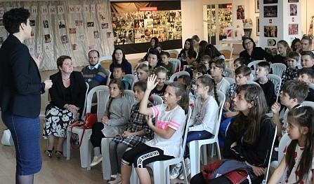 Школьникам был презентован федеральный проект-мотивация «Страна Героев»