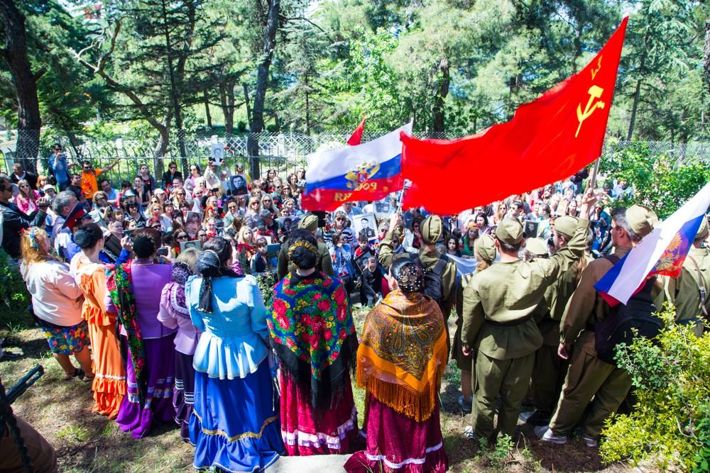 Соотечественники в Турции начали подготовку к маршу «Бессмертный полк»