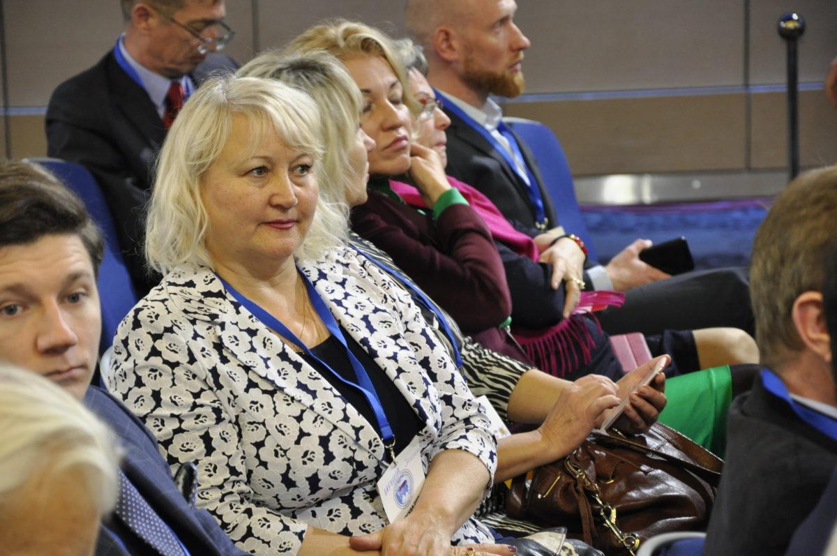 Члены Оргкомитета встретились на шестом Всемирном конгрессе российских соотечественников