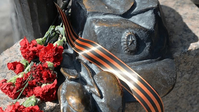 В Калининградской области перезахоронили останки участника Великой Отечественной войны