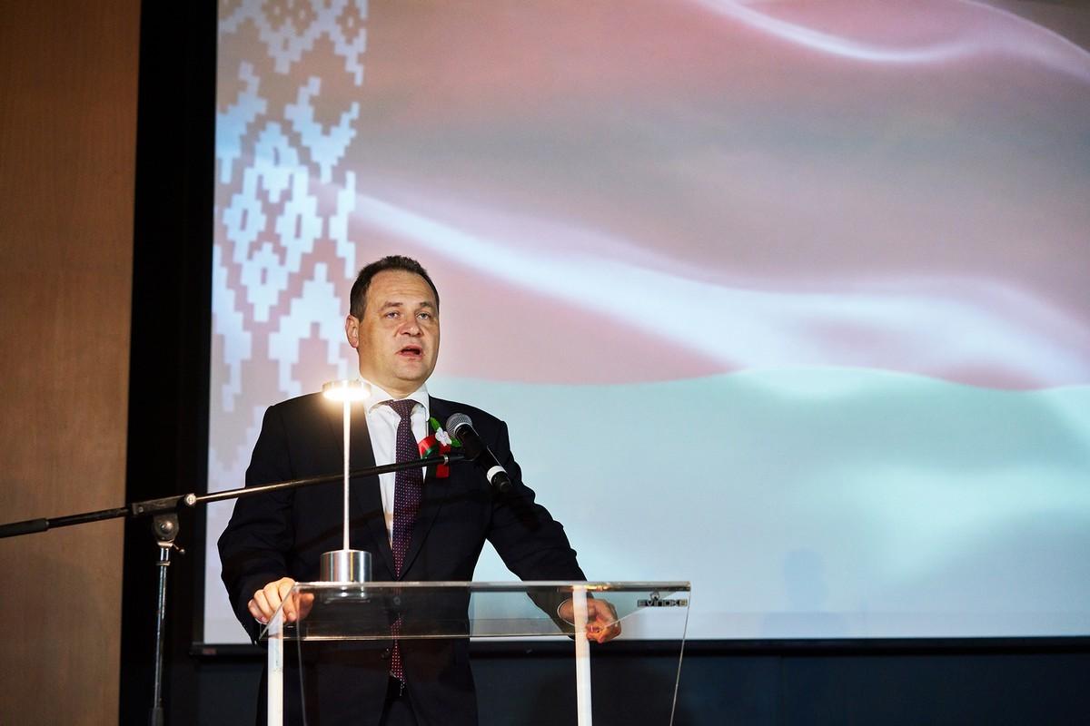 Роман Александрович Головченко, чрезвычайный и полномочный посол Республики Беларусь в ОАЭ