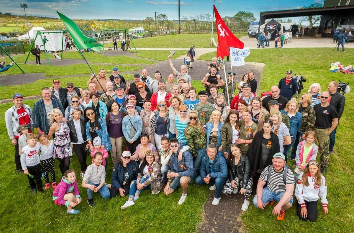Празднование Дня Победы в Ирландии