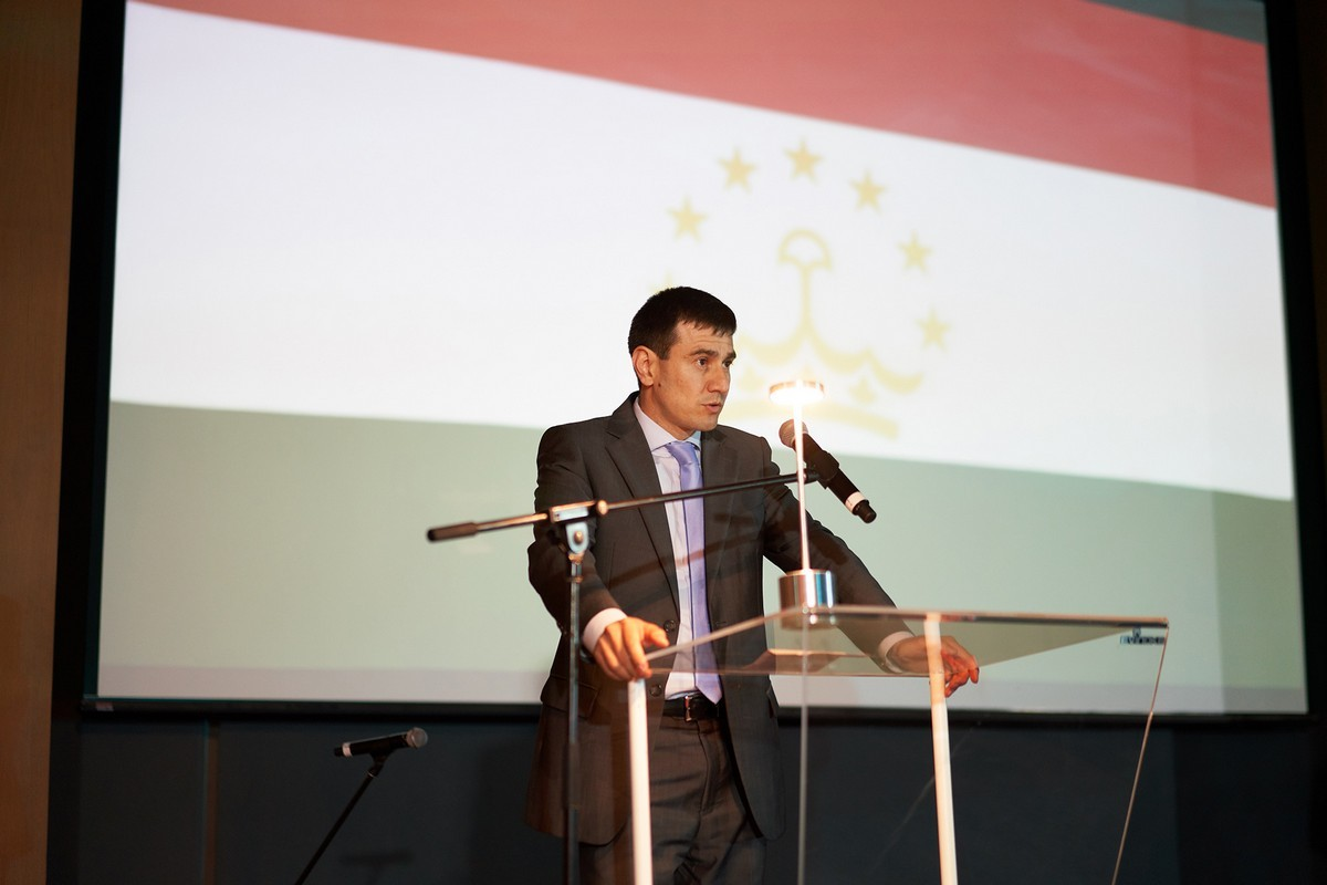 Шарифи Баходур Махмудзода, чрезвычайный и полномочный посол Республики Таджикистан в ОАЭ