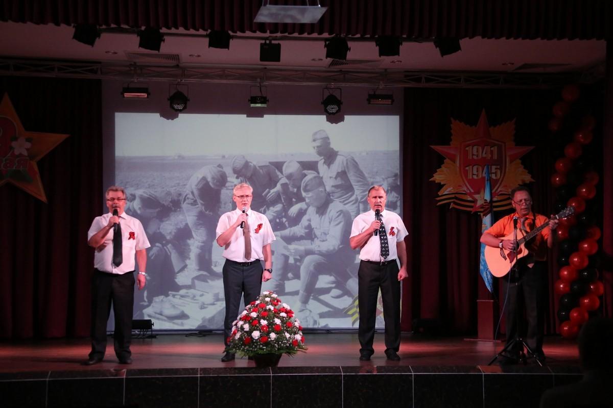 Праздничный концерт в честь 73-й годовщины Победы в Великой Отечественной войне в Пномпене (Камбоджа), 9 мая 2018 года