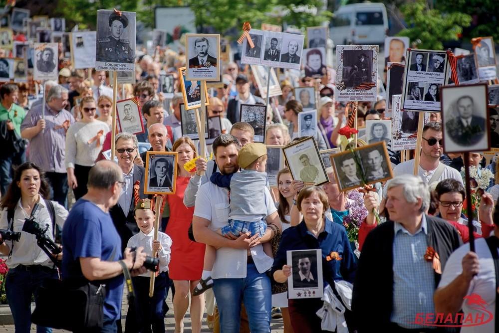 «Это компромисс». В Минске разрешили сокращенное шествие «Бессмертного полка»
