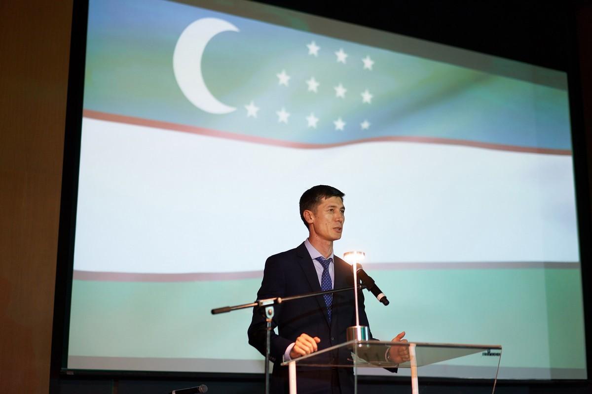 Эргашев Икболжон Одилжонович, глава дипмиссии Республики Узбекистан в ОАЭ